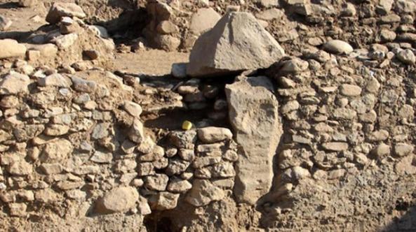 Gökçeada'da 8 bin yıllık anıtsal yapı bulundu