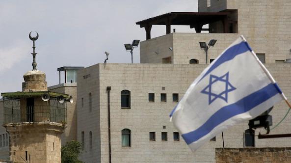 El Halil, Yahudi mahallesi projesine karşı grevde