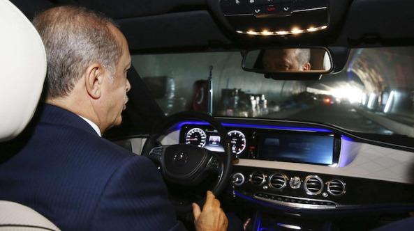 Yerli otomobil görücüye çıkıyor: Direksiyonun başına Erdoğan geçecek