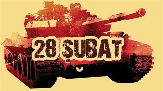 Türkiye tarihinin kara lekesi 28 ŞUBAT DARBESİ