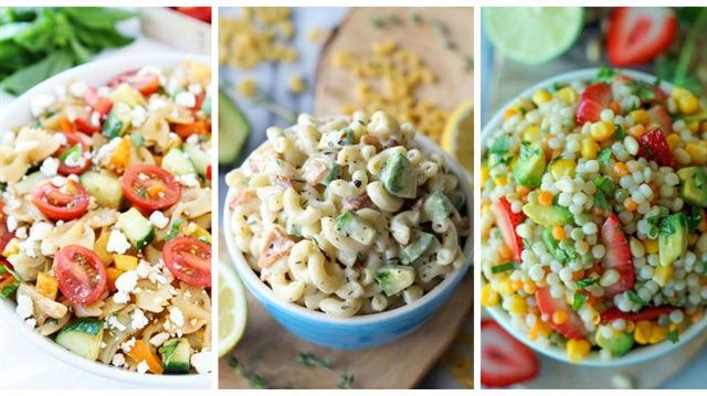 Her öğün usanmadan salata yedirtecek lezzet dolusu 10 tarif