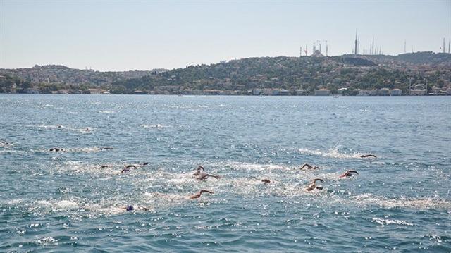 İstanbul Boğazı yüzme şölenine ev sahipliği yapacak