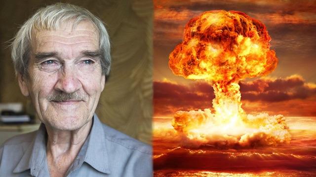Nükleer savaşı önleyerek 'Dünyayı Kurtaran Adam'ın ilginç hikayesi