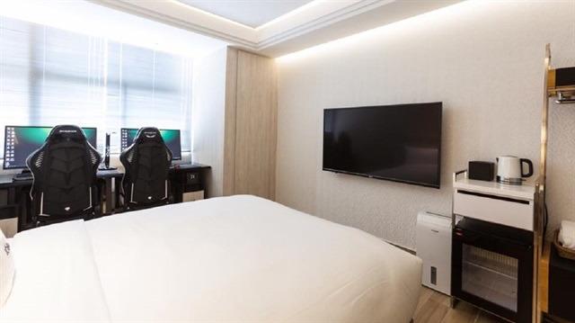 Oyuncular için inşa edildi: 'Özel otel'