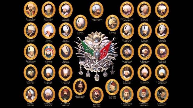 Osmanlı padişahlarının kabirleri nerede?