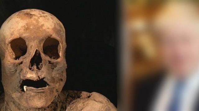 İsviçre'de 300 yıl önce yaşamış kadının mumyası bakanın akrabası çıktı