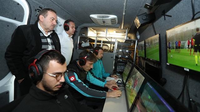 Play-Off finalinde 'VAR' uygulanacak
