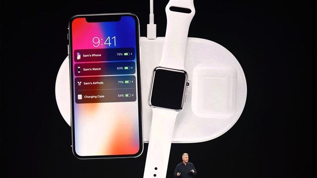 Apple'ın çoklu kablosuz şarj standı AirPower bu yıl Eylül'de satışa çıkabilir