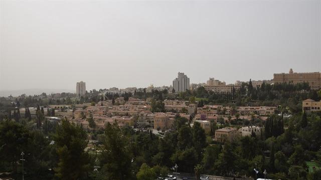 Yahudi yerleşimcilerin Kudüs'teki ilk adresi