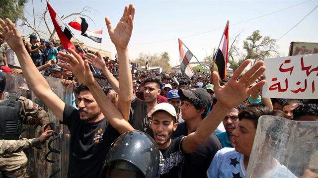 Irak'ın güneyi kaynamaya devam ediyor