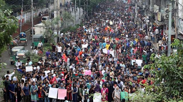 Bangladeş hükümetinden adım...