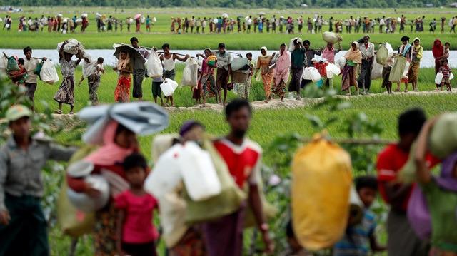 Myanmar ordusu soykırımdan yargılansın
