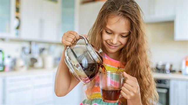 Çocuklar için doğal antibiyotik: Ihlamur