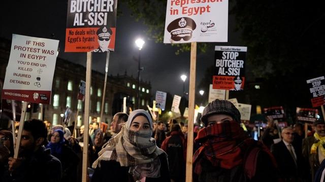 Mısır'da 1133 kuruma el konuldu