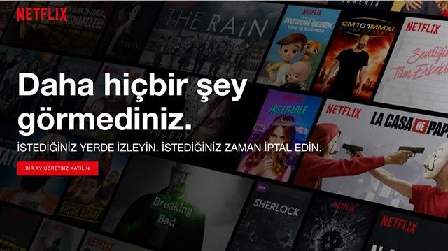 Bir dizi araştırma: Türkiye'de Netflix ve sayısal değerleri