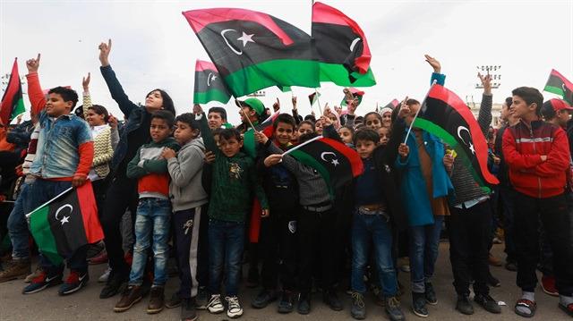 Libya'da milyonlarca çocuk tehdit altında