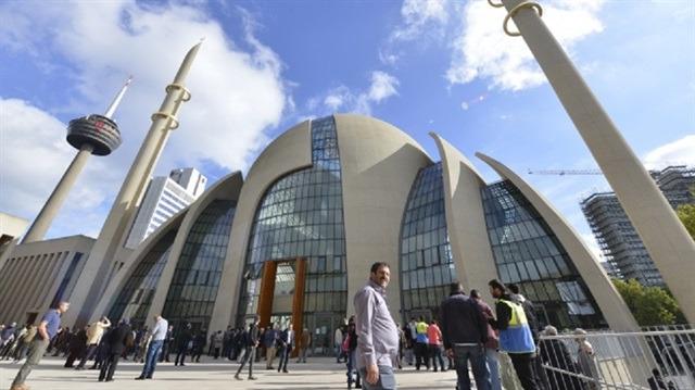 Köln'den yükselen mimari: DİTİB Merkez Camii