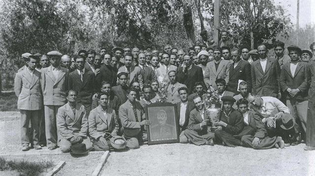İran'da Sovyet destekli iki cumhuriyet projesi