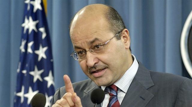 Irak'ın yeni cumhurbaşkanı Salih