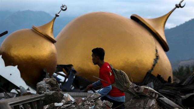 Endonezya'da kayıplar artıyor