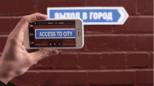 Google kapsam genişletiyor: Kamerayla çeviri sistemine yeni diller eklendi