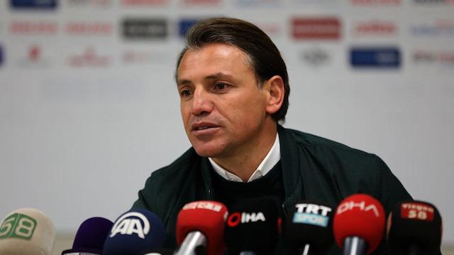 Tamer Tuna, Sivasspor'dan istifa etti