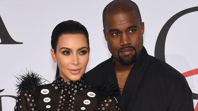 Kim Kardashian oy kullandı, Trump destekçisi Kanye sessiz kaldı
