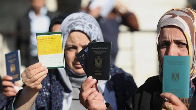 Filistinli Araplara kimlik işkencesi