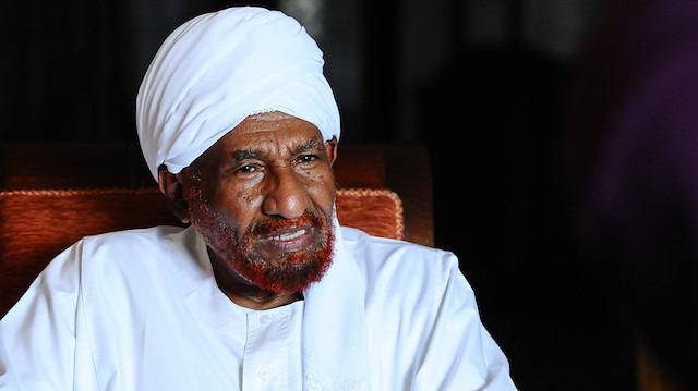 Muhalif Sudanlı lider Mehdî'ye af çıktı