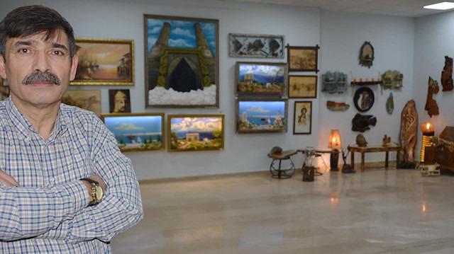 40 yıldır hiçbir eseri satılmayan sanatçı: Canip Cihangir