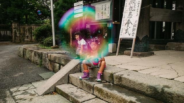On fotoğraf karesiyle günlük hayatın içerisine yansıyan Japonya