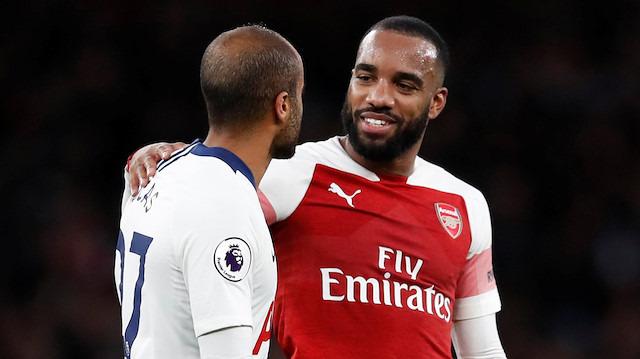 Kuzey Londra derbisinde kazanan Arsenal