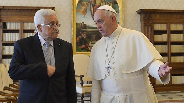 Mahmud Abbas: ABD Orta Doğu'da bir engel