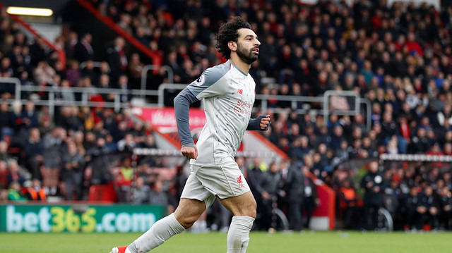 Muhammed Salah liderliğe uçurdu