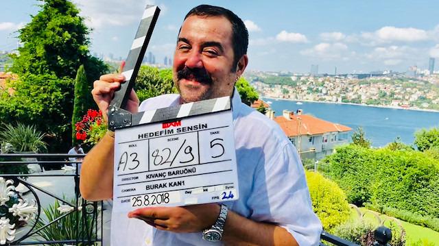 Ata Demirer olay yerinde: 'Kendi filmine bilet aldı'