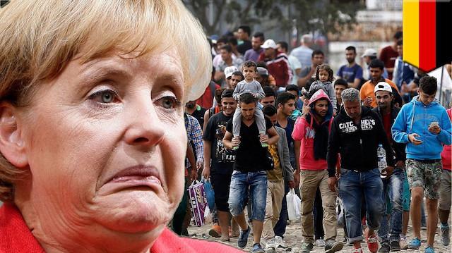 Almanya'dan Suriyeli mültecilere zor teklif