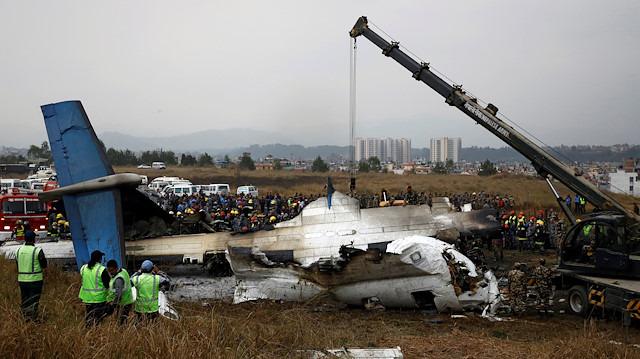 2018'in uçak kazası istatistikleri korkuttu