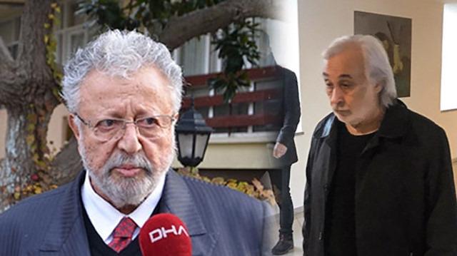 Metin Akpınar ve Müjdat Gezen'e mahkemeden ret yanıtı geldi