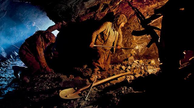 Afganistan'dan maden faciası