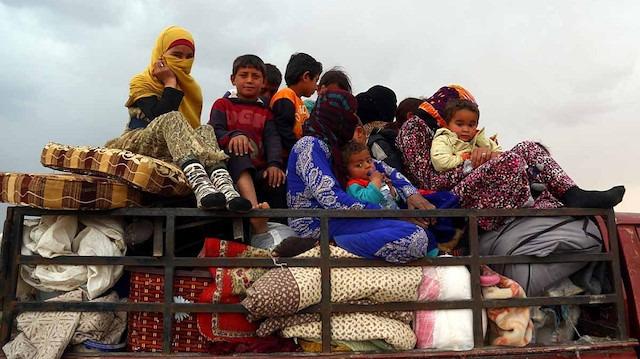 İçişleri Bakanlığı duyurdu: 294 bin 480 Suriyeli ülkesine döndü