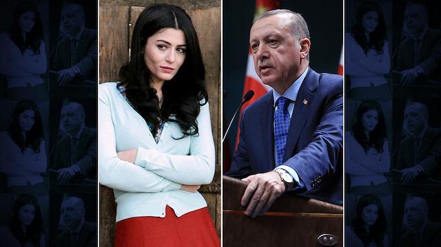 Cumhurbaşkanı Erdoğan'dan Deniz Çakır yorumu