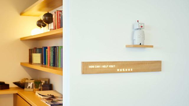 Mui akıllı tahta evin tüm kontrolünü ele almayı sağlıyor