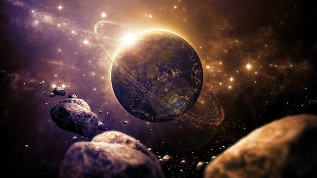 Yeni keşif: 'Gezegen su içinde'
