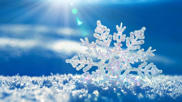 8 farklı şekliyle kar kristallerine yakından bakalım