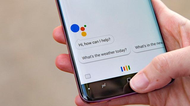 Google Asistan'a telefon kilitliyken bile komut verilebilecek