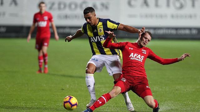 Fenerbahçe'de 'yılın' transferi: Nabil Dirar