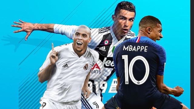 Rüzgar gibi: FIFA 19'da 'maç kazandıran' en hızlı oyuncular