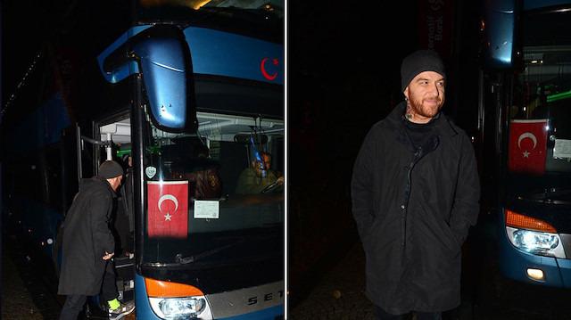 Athena Gökhan yeni evini açıkladı: Otobüs