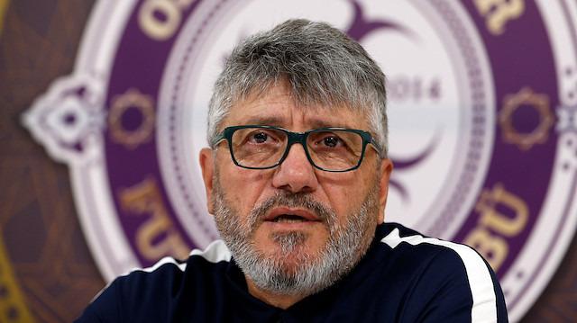 Mustafa Reşit Akçay milli takım çalıştıracak