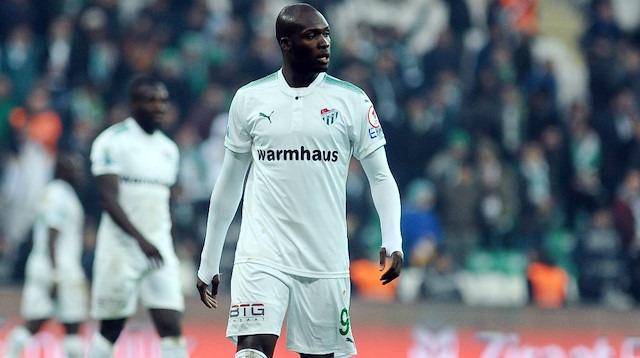 Moussa Sow resmen Gaziantep'te